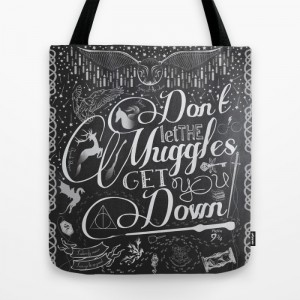 dont-let-the-muggles-get-you-down-bags