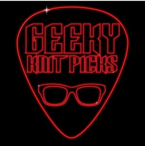 Geeky Knit Picks Logo