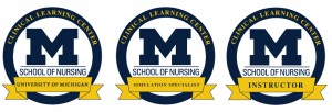 U-of-M school of nursing logo