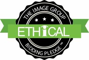 Ethical bidding pledgelogo