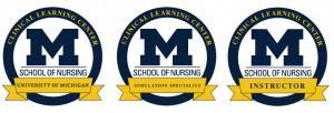 U-of-M school of nursing logo