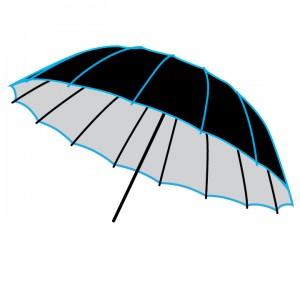 Umbrella-Silver-Black-Full-Color