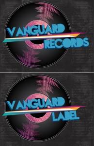 Vanguard record logos