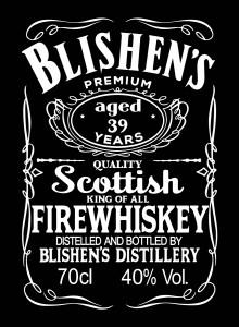 Blishen's Firewhiskey